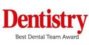 Best Dental Team Award